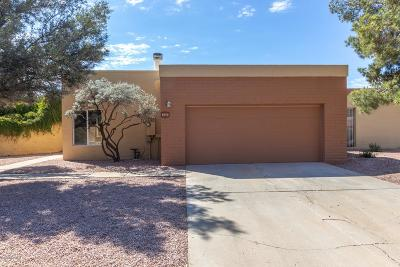 Tucson Townhouse For Sale: 4770 E Water Street