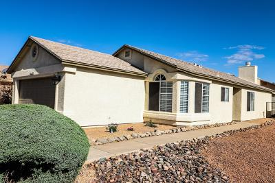 Tucson AZ Single Family Home For Sale: $199,900