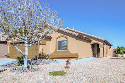 Sahuarita Single Family Home For Sale: 660 W Calle Tolmo
