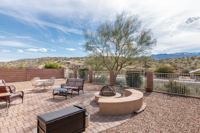 Tucson Single Family Home For Sale: 60953 E Cantle Court
