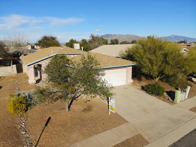 Tucson Single Family Home For Sale: 8925 E Alderpoint Way