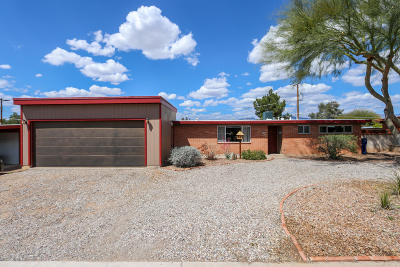 Tucson Single Family Home For Sale: 7335 E 28th Place