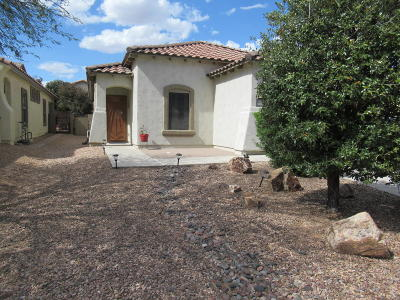 Sahuarita Single Family Home For Sale: 14364 S Via Gualda
