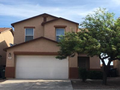 Tucson Single Family Home For Sale: 1997 S McConnell Drive