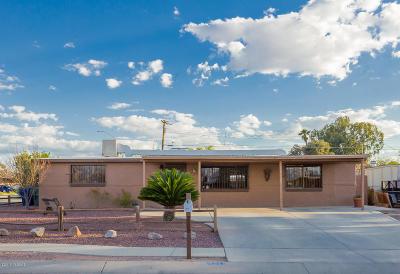 Tucson Single Family Home For Sale: 5234 E 25th Street