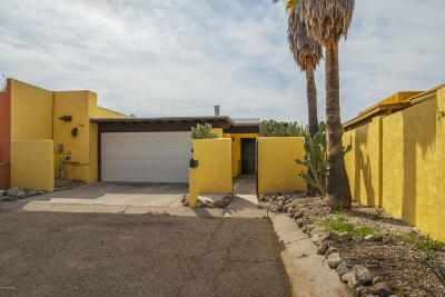 Tucson Townhouse For Sale: 1339 W Placita Oro