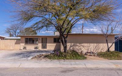 Tucson Single Family Home For Sale: 8017 E Nicaragua Drive