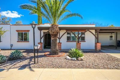 Tucson Townhouse For Sale: 33 S Azurite Drive