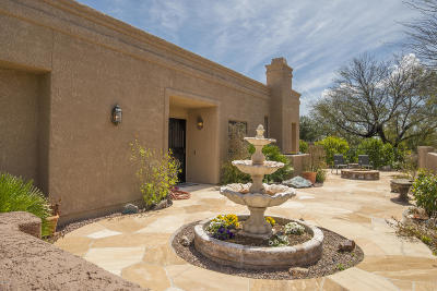 Tucson Townhouse For Sale: 6980 E Cicada Court