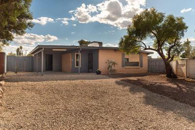 Tucson AZ Single Family Home For Sale: $159,500
