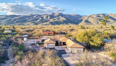 Tucson AZ Single Family Home For Sale: $529,000