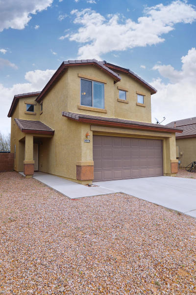 Tucson Single Family Home For Sale: 4859 E American Beauty Drive