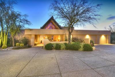 Tucson AZ Single Family Home For Sale: $750,000