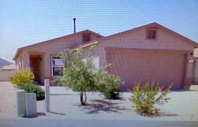 Tucson AZ Single Family Home For Sale: $169,999