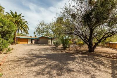 Tucson Single Family Home For Sale: 2740 W Calle Carapan