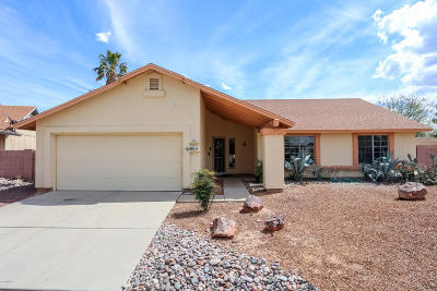 Tucson Single Family Home For Sale: 4811 W Candleberry Way