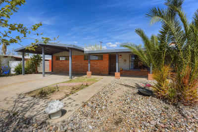 Tucson Single Family Home For Sale: 6909 E Paseo San Andres