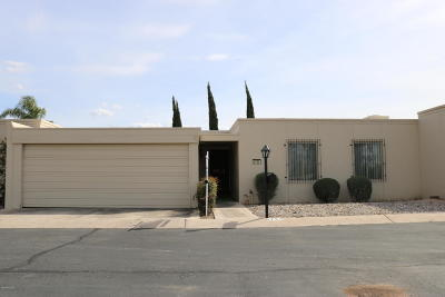 Pima County Townhouse For Sale: 6750 E Speedway Boulevard