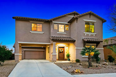 Marana Single Family Home For Sale: 3443 W Wing Tip Drive