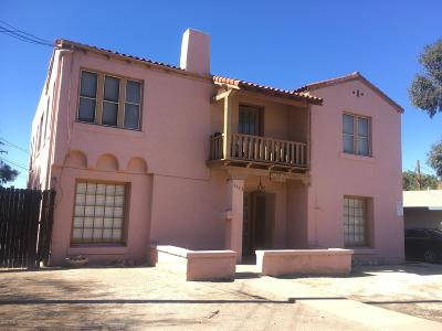 Tucson Residential Income For Sale: 1123 N Tyndall Avenue