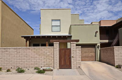 Tucson Single Family Home For Sale: 159 E Castlefield Circle