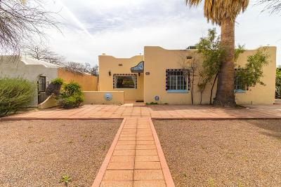 Single Family Home For Sale: 2926 E Adams Street