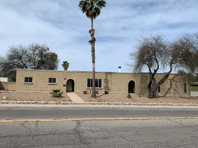 Tucson Single Family Home For Sale: 901 N Bonanza Avenue