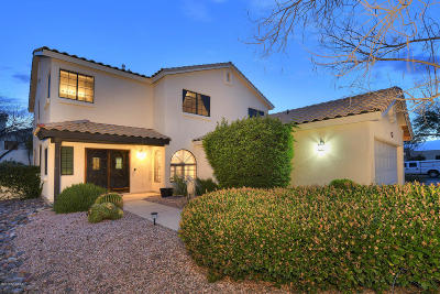 Oro Valley Single Family Home For Sale: 12831 N Bandanna Way