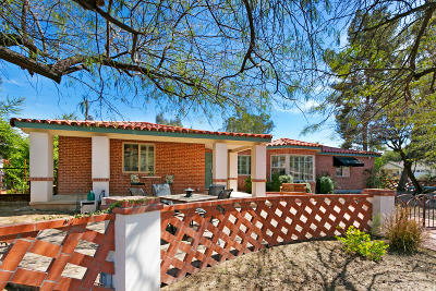 Single Family Home Active Contingent: 204 N Sawtelle Avenue