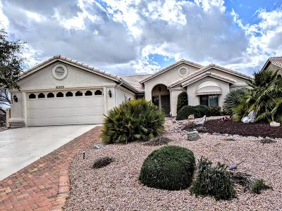 Saddlebrooke Single Family Home For Sale: 37494 S Canyon View Drive