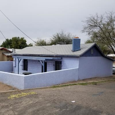 Tucson Single Family Home For Sale: 502 W 17th Street