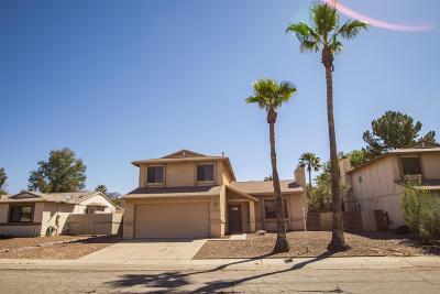Tucson Single Family Home For Sale: 5930 N Edenbrook Lane