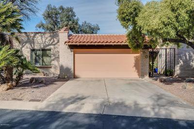 Tucson Townhouse For Sale: 7917 W Sendero Uno