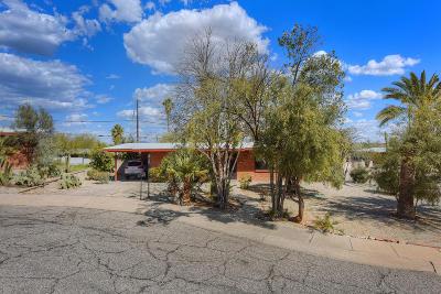 Tucson Single Family Home For Sale: 732 N Avenida Feliz