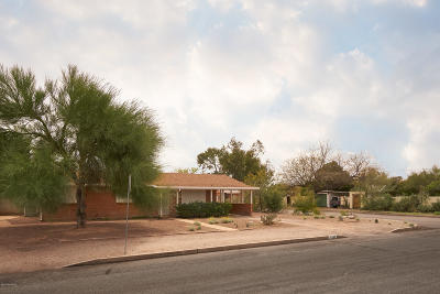 Tucson Single Family Home For Sale: 3300 E Lester Street