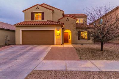 Tucson Single Family Home For Sale: 10122 E English Daisy Lane