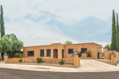 Tucson Single Family Home For Sale: 4402 S White Pine Drive