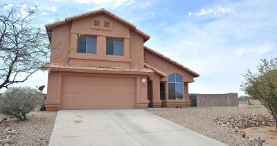 Pima County Single Family Home For Sale: 6804 S Star Ridge Place