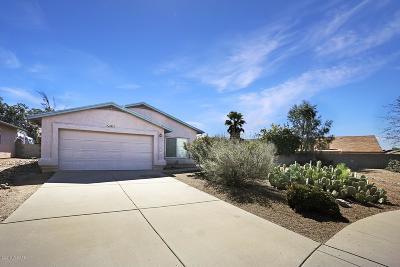 Tucson Single Family Home For Sale: 8824 E Fruit Tree Drive