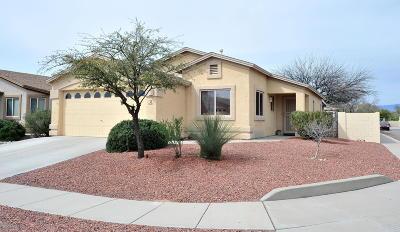 Tucson Single Family Home For Sale: 10467 E Vashon Street