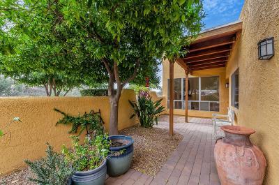 Tucson Condo Active Contingent: 6255 N Camino Pimeria Alta #9