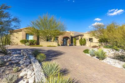 Tucson AZ Single Family Home For Sale: $1,395,000