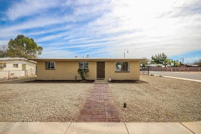 Marana Single Family Home Active Contingent: 13630 N Jarvis Court