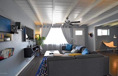 Tucson Single Family Home For Sale: 1029 E Weymouth Street