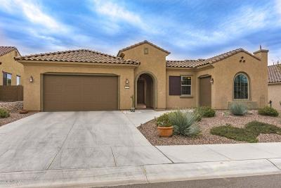 Marana Single Family Home For Sale: 6629 W Tuckup Trail