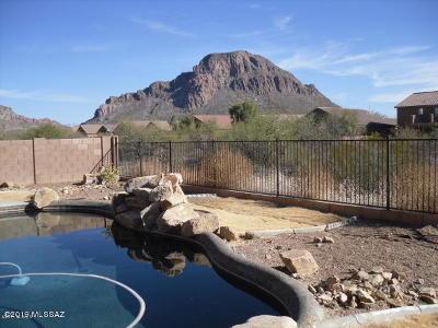 Tucson Single Family Home Active Contingent: 4045 S Rocky Peak Court
