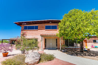 Tucson Single Family Home For Sale: 1520 S Melpomene Way