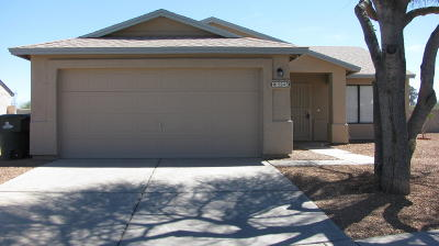 Tucson Single Family Home For Sale: 5243 S Bloomfield Drive