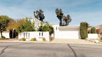 Tucson Townhouse For Sale: 2678 W Casas Drive