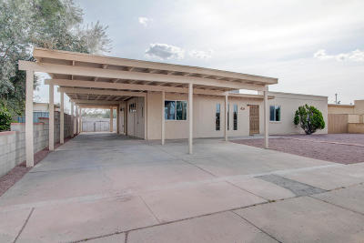 Tucson Single Family Home For Sale: 1857 W Saxony Road